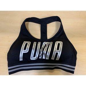 Puma sports bra size small